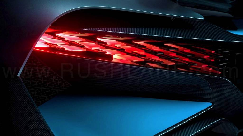 Bugatti Divo Sportscar Priced At Approx Rs 41 Crores Top