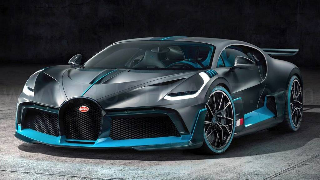 Bugatti Divo sportscar priced at approx Rs 41 crores - Top speed 380 kmph