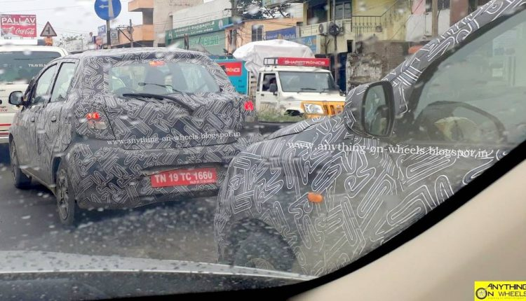 2018 Datsun Go and Plus spied in India - Rival to New ...