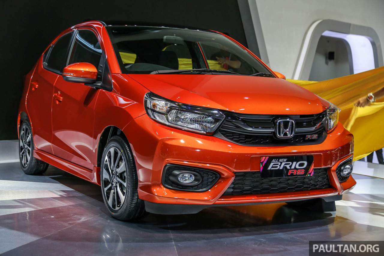 2018 Honda Brio Gets Amaze Like Front India Launch Next
