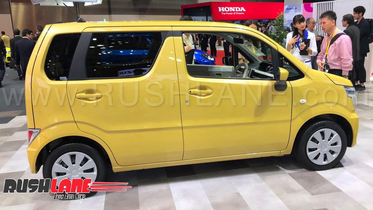 2019 Maruti Wagonr Will Get Premium Features Rival Hyundai Santro