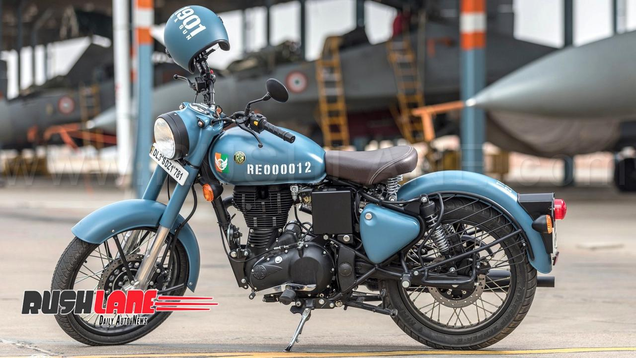 Royal Enfield Classic 350 with Dual Channel ABS launched