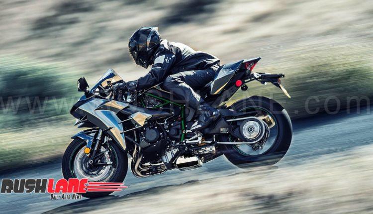Kawasaki Ninja H Carbon Price In India
