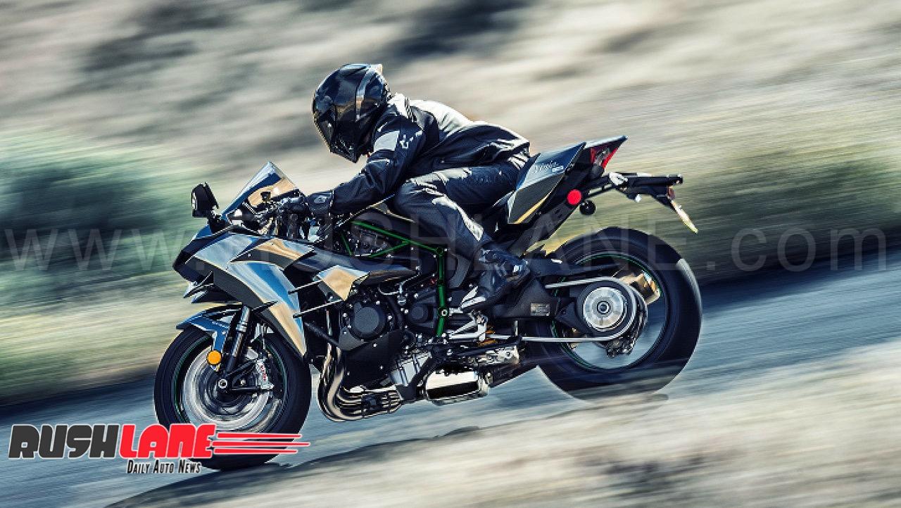 Ninja H2r Price In India 2019 Indias Only 2019 Kawasaki