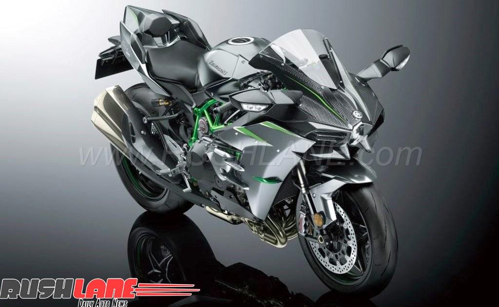 Kawasaki H Supercharger Upgrade