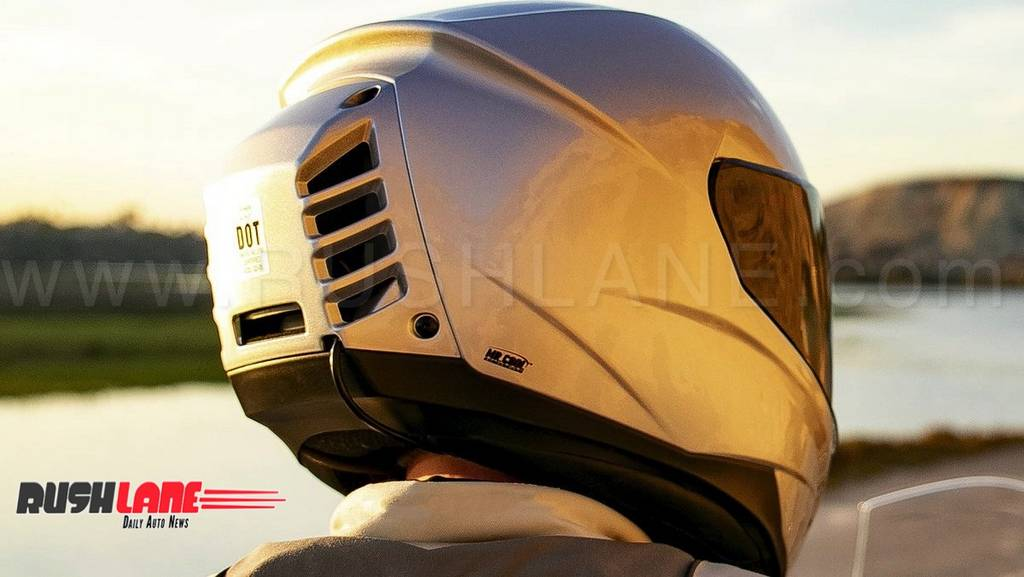 Helmet With Ac Launched To Beat The Summer Heat Price