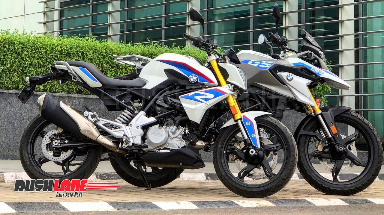 Bmw G310r And G310gs Review Game Set Race