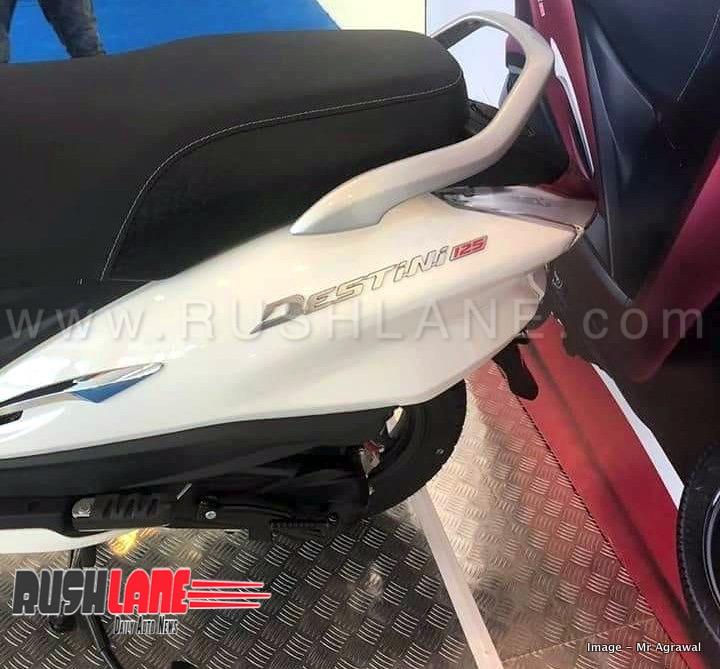 hero destini  brochure leaked  scooter      honda activa