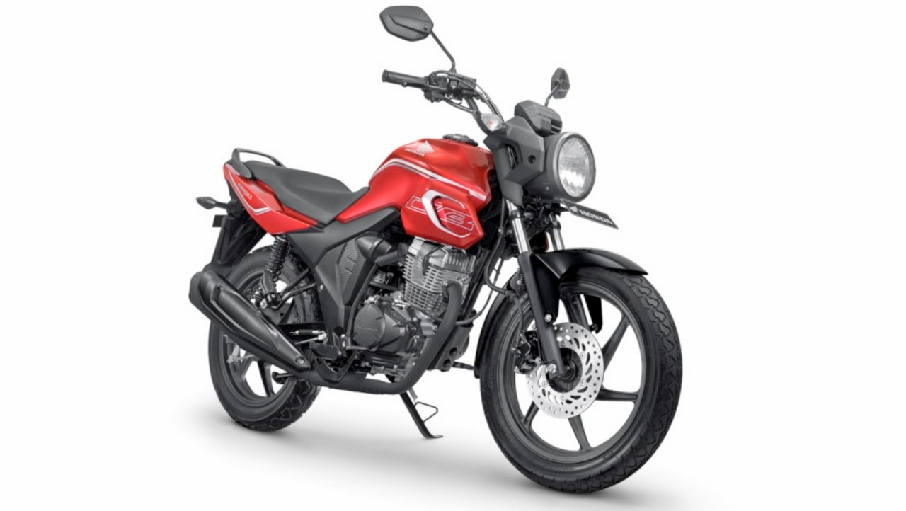 honda verza motorcycle cb150 150cc indonesia europe 150 bike cc alloy launched patent leaked via tank wheel masculine