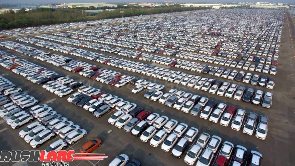 Corona Virus car sales