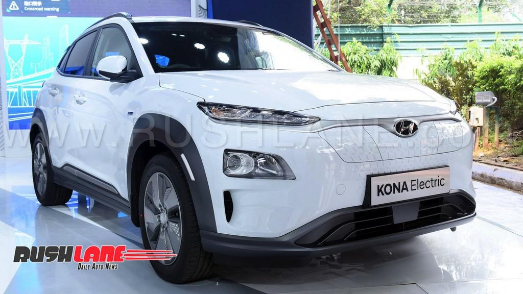 At The Event Mr Euisun Chung Vice Chairman Of Hyundai Motor Company Said Kona Electric Is A True Expression S Technological Advancements