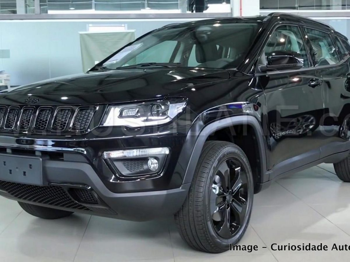 2018 Jeep Compass Black Night Edition India Launch Before Diwali 2018