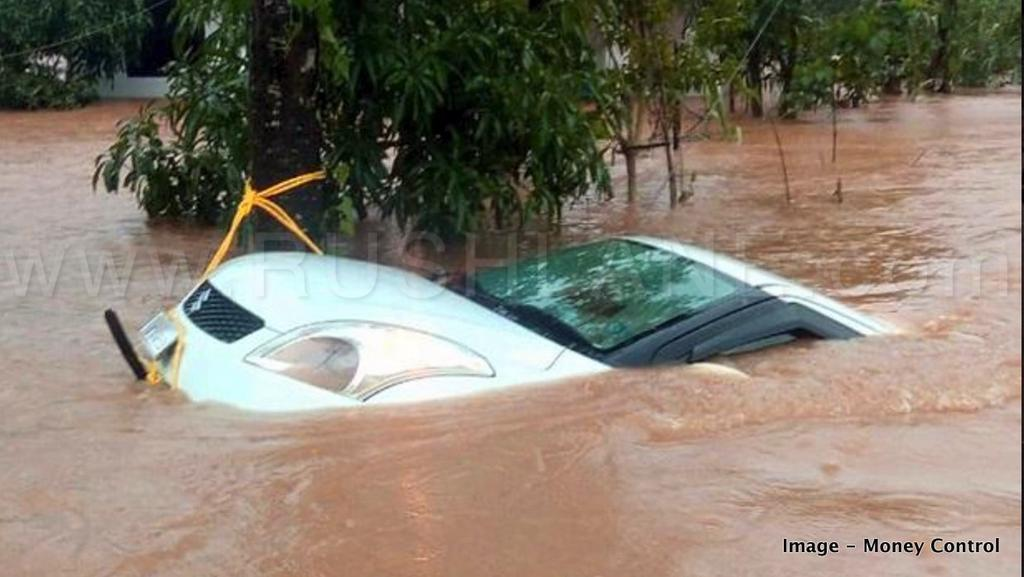 What Others Paid For Car >> 17,500 cars worth Rs 1,000 crores drown in Kerala floods ...
