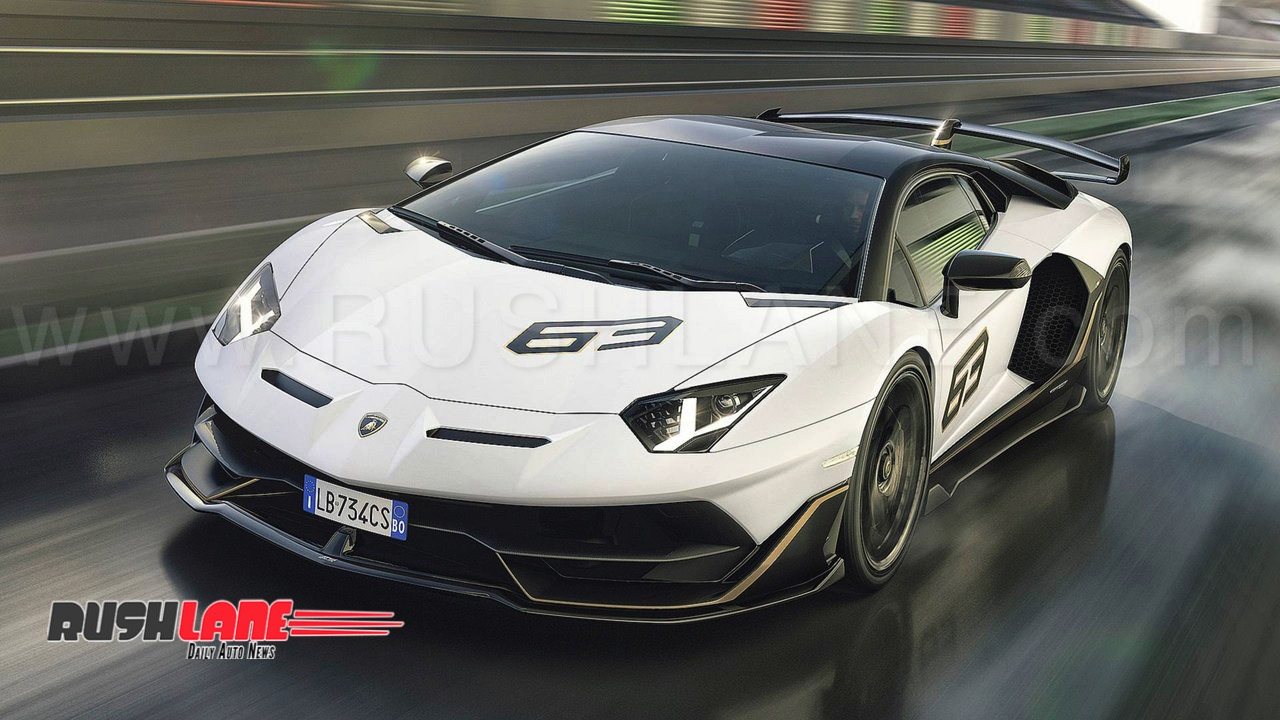 Lamborghini Aventador Svj Best Performance Lambo Ever Top Speed 350 Kmph
