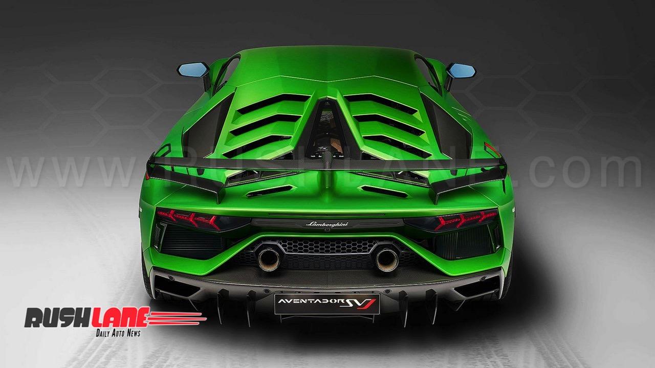 Lamborghini Aventador Svj Best Performance Lambo Ever