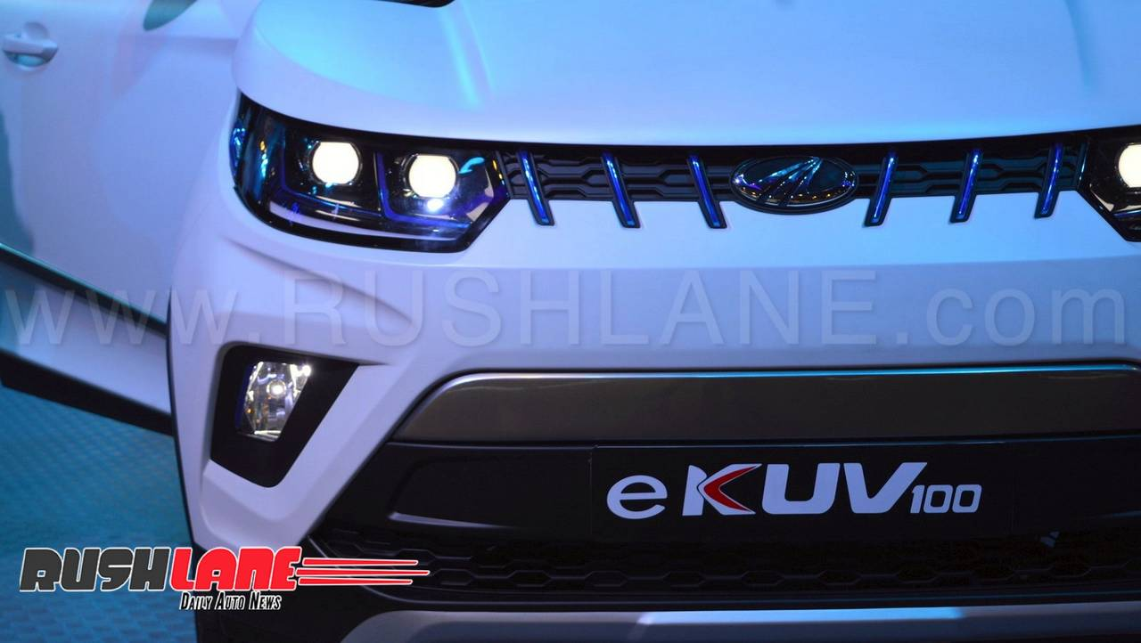 new mahindra electric car confirmed for launch - rival to maruti