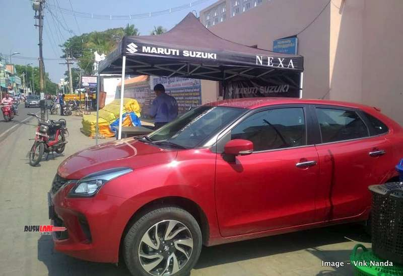 maruti sales discounts