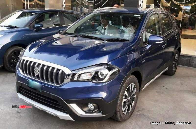 Maruti S Cross sales decline
