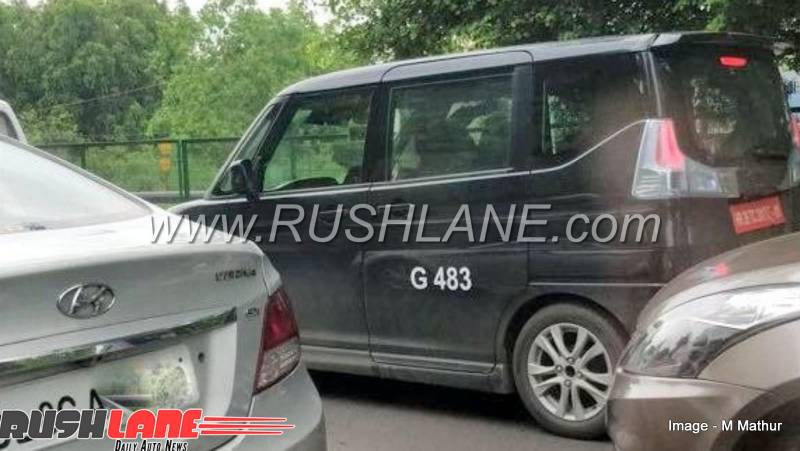Maruti WagonR 7 seater