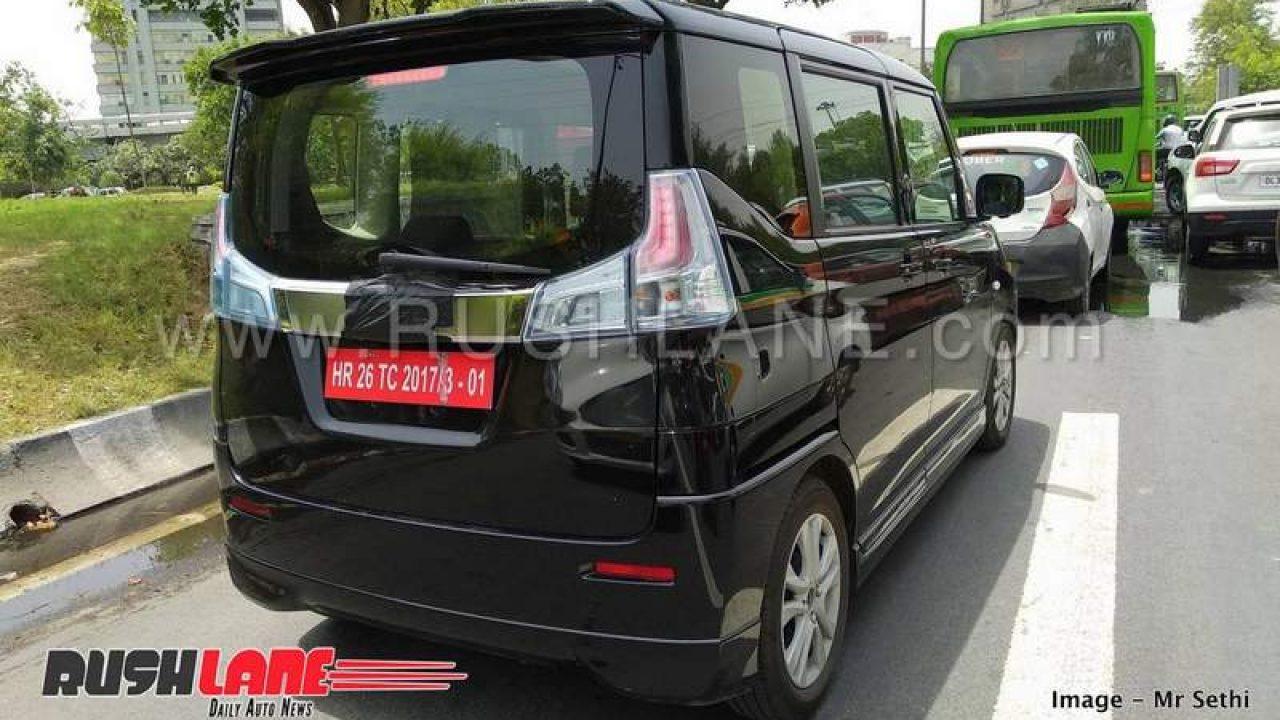 Maruti Wagonr 7 Seater Based On Suzuki Solio Could Replace Omni