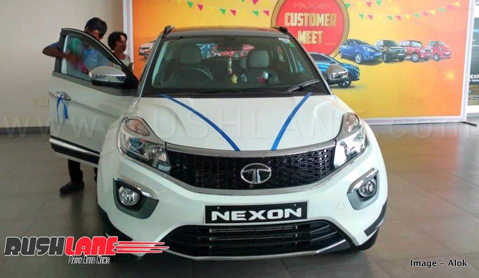 Tata Nexon Suv Launched In Sri Lanka Price Range Rs 9 To 20 Lakhs