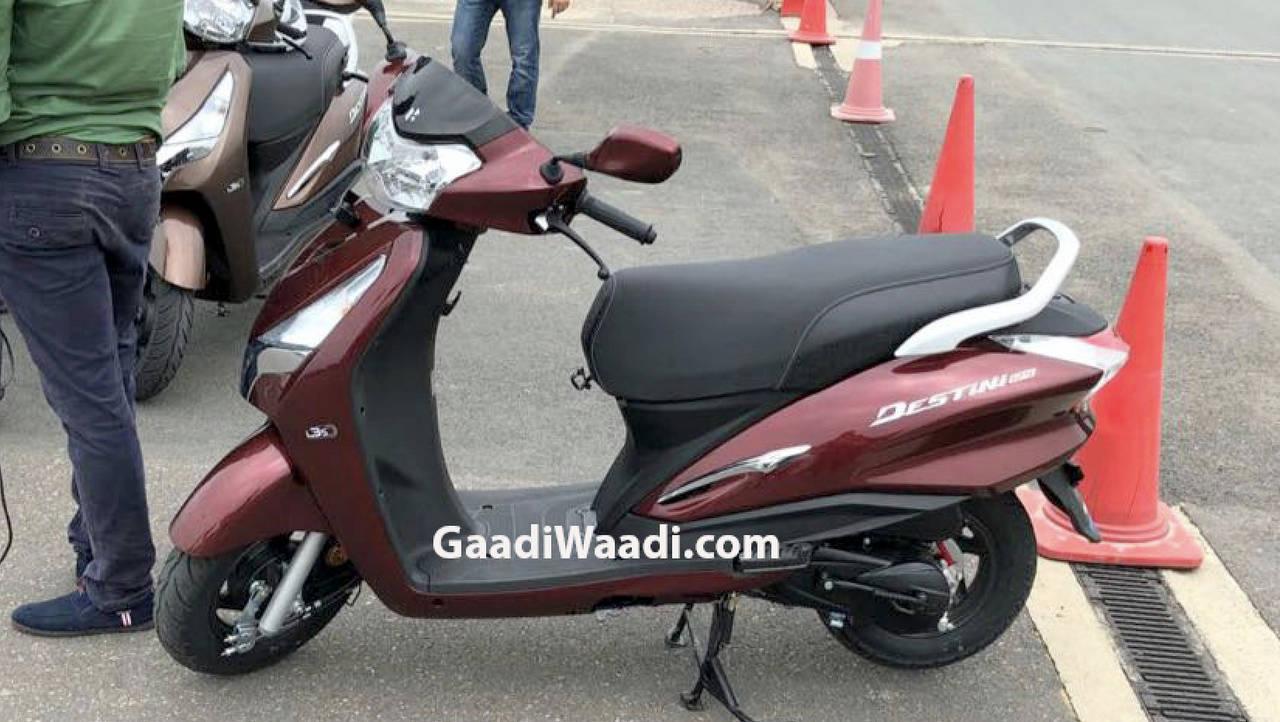 New Hero Destini 125 Maestro Dealer Debut Honda Activa Rivals Bikes India Img Data Id277648 Srchttps Wp Content Uploads 2018 08 Launch 750x430