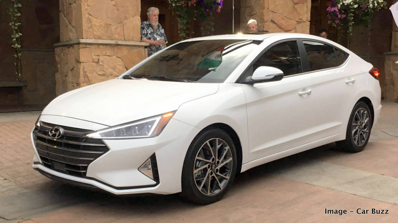 2019 Hyundai Elantra Makes Global Debut Toyota Corolla Rival