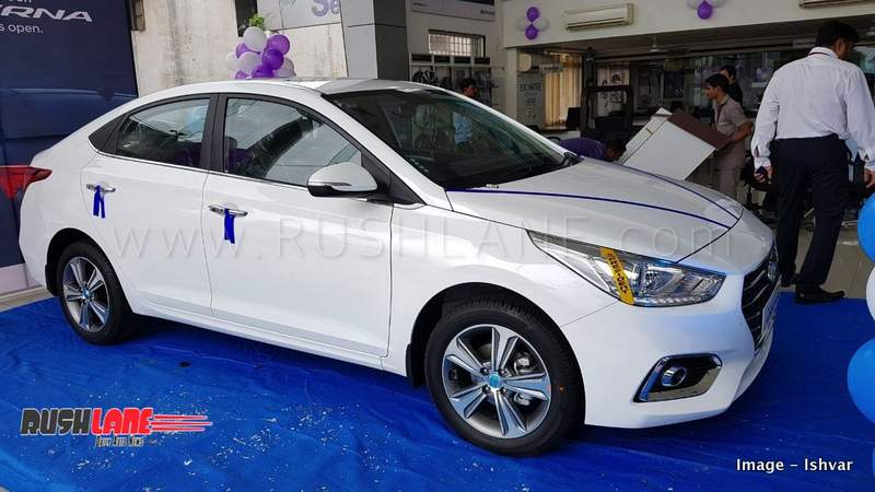 New Hyundai Verna At Variants With Petrol Diesel Engine Launch