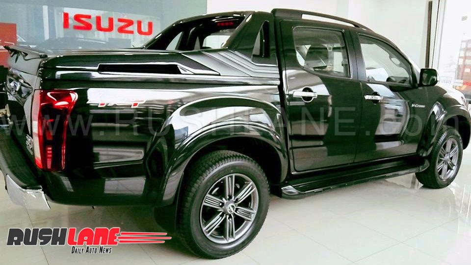 2018 Isuzu D Max V Cross Suv Pick Up Prices To Be Increased By Up