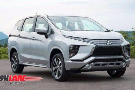 New Mitsubishi Xpander Mpv Is A 2018 Maruti Ertiga Rival Could