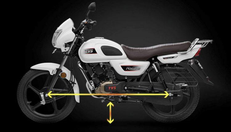 Rs Car Sales >> TVS Radeon 110 cc commuter motorcycle to rival Hero Splendor - Price Rs 48k