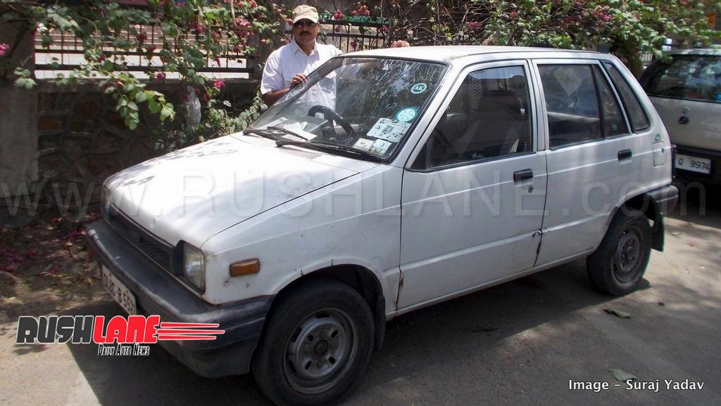Cars older than 15 years will be towed, scrapped - Owner will be
