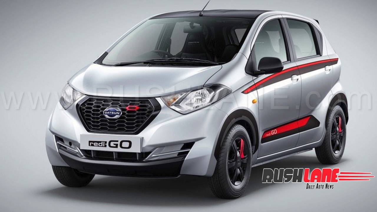 2018 Datsun Redi-Go limited edition launched - To boost ...