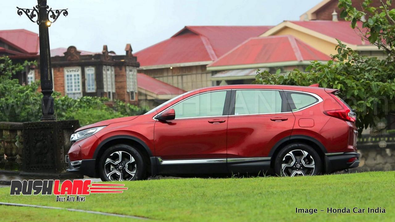 2018 honda crv diesel suv india launch on 9 oct mahindra for Honda crv india