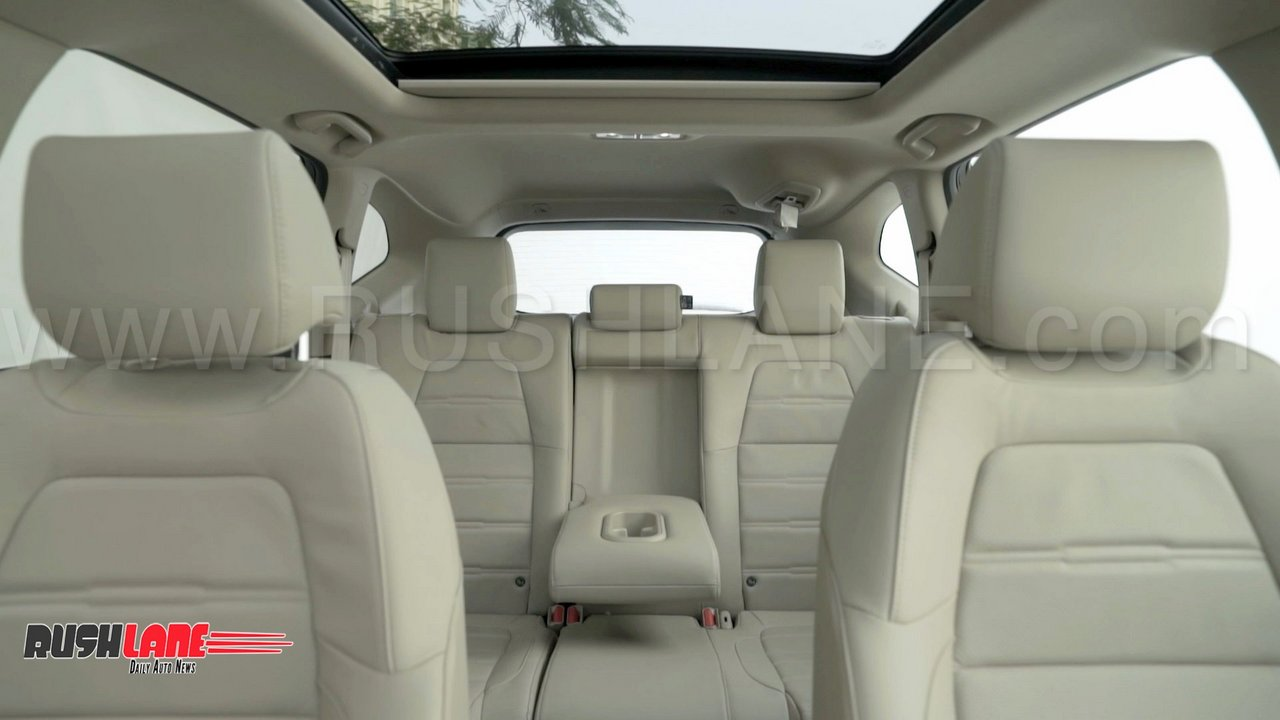 New Honda Crv Diesel Review 7 Seater Suv With 9 Speed Automatic Transmission