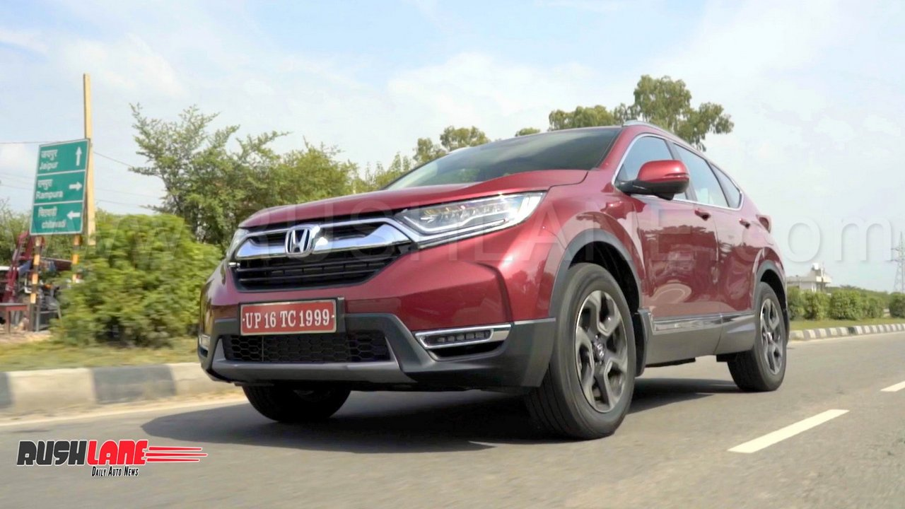 honda crv diesel review  seater suv   speed automatic transmission