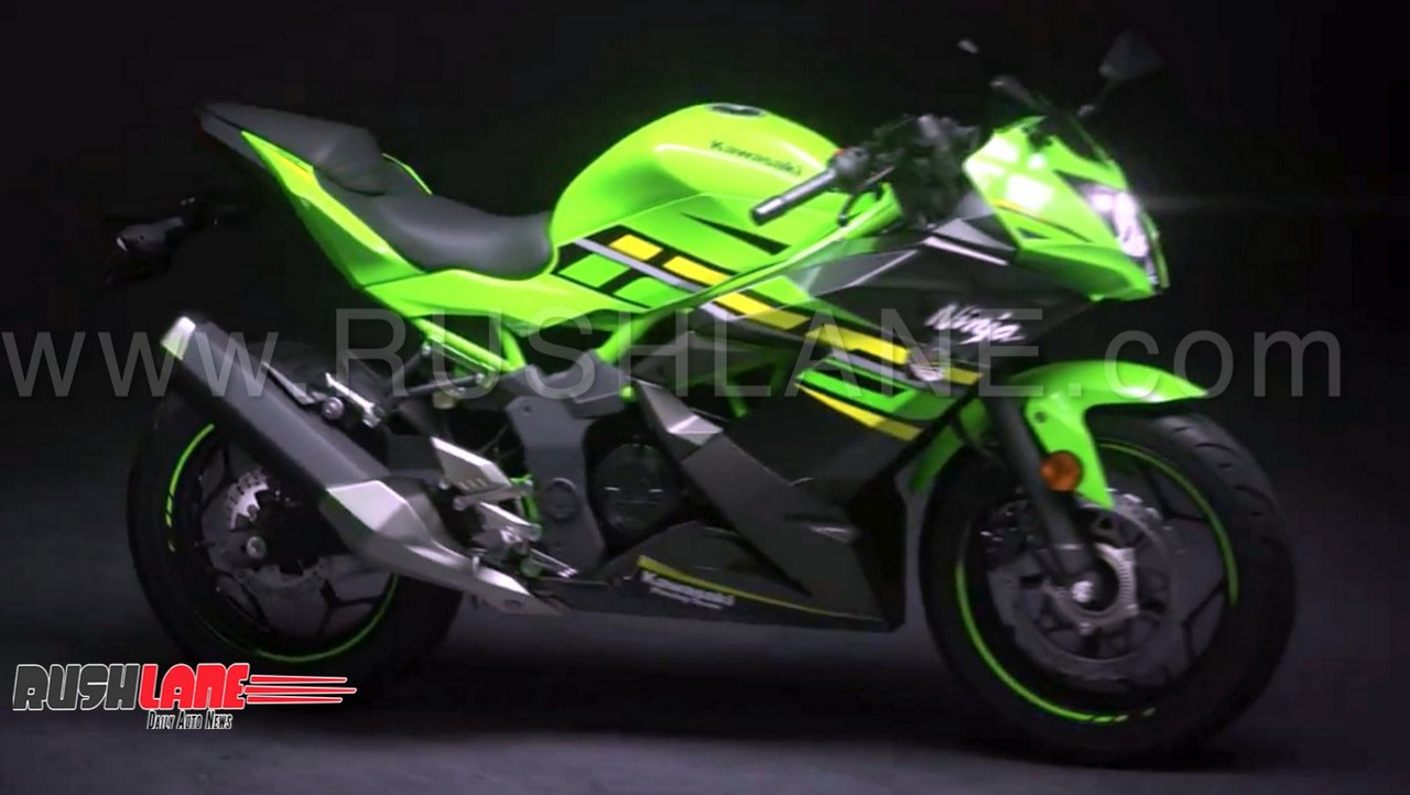 2019 kawasaki ninja 125  z125 revealed ahead of intermot debut