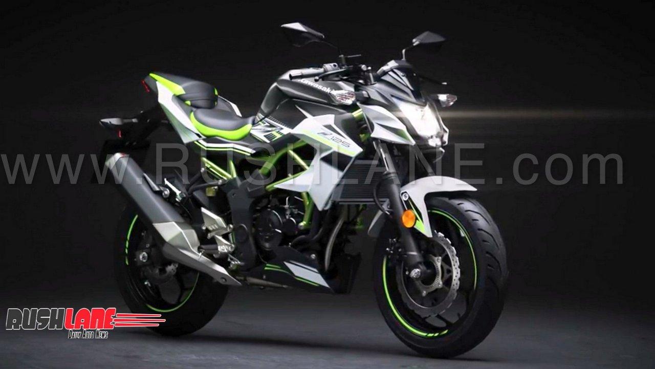 2019 Kawasaki Ninja 125 Z125 Revealed Ahead Of Intermot Debut