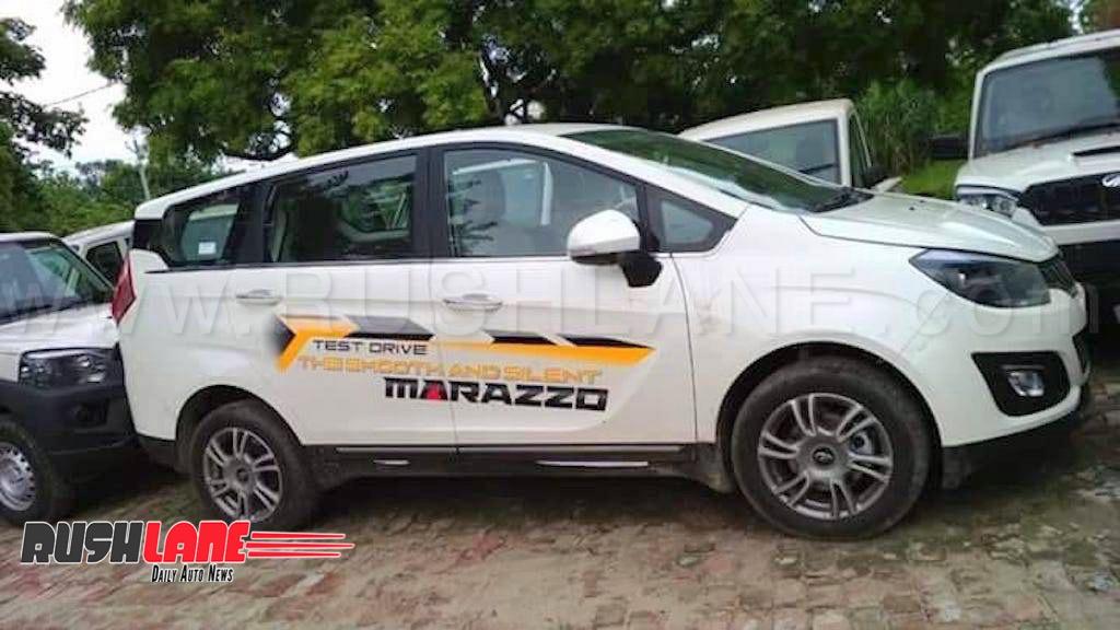 Mahindra Marazzo M2 M4 M6 M8 Variant Detailed Prices
