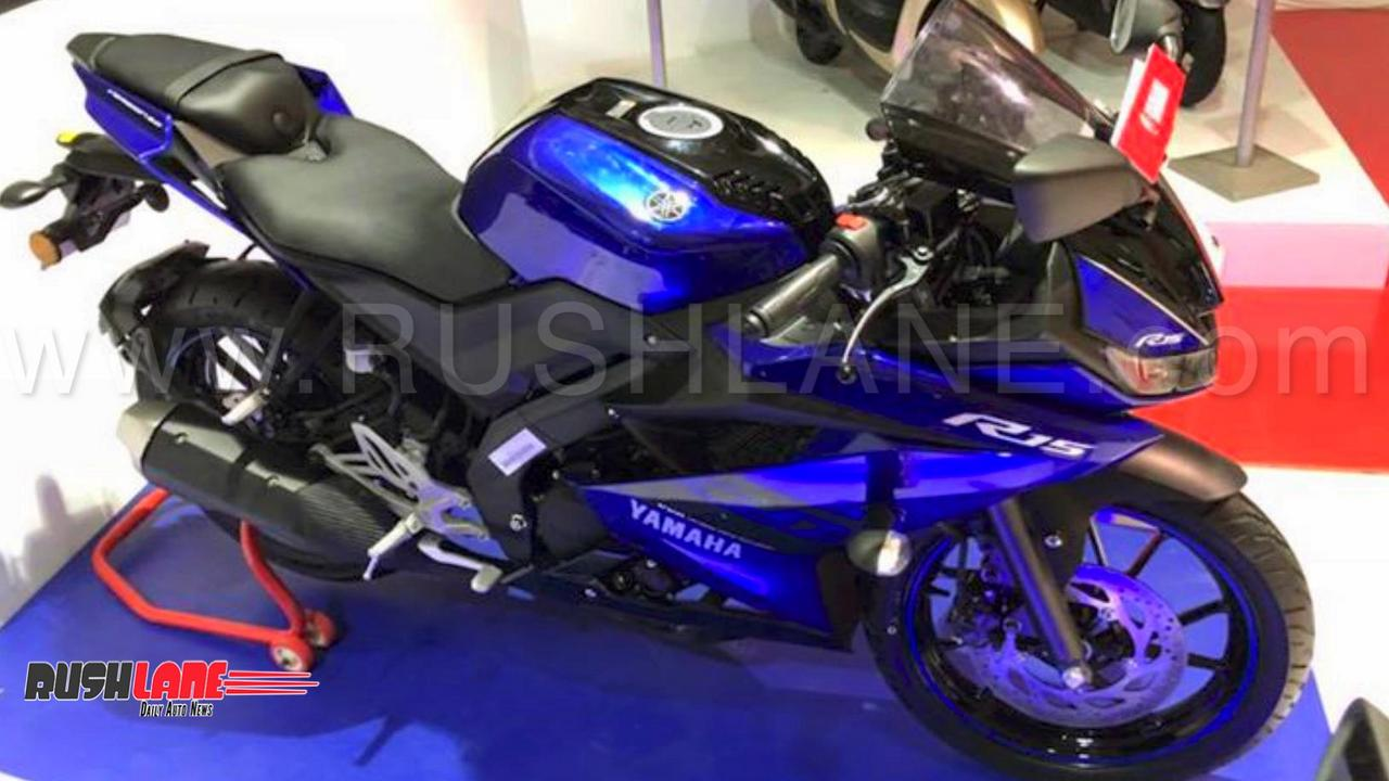 India-made Yamaha R15 V3 launched in Nepal at NPR 4 7 lakhs (Rs 2 95
