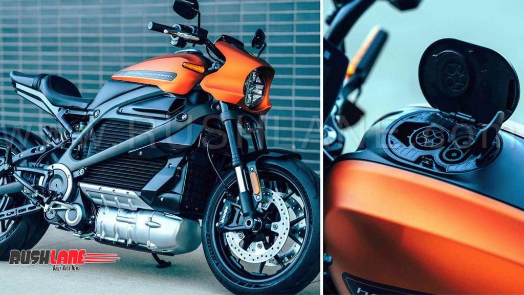 2019 Harley Davidson Electric Motorcycle First Look Video