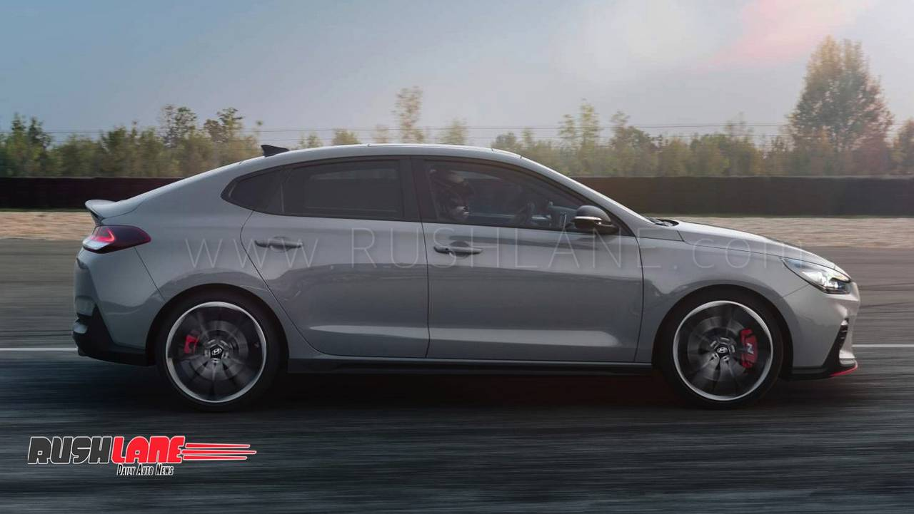 2019 hyundai i30 n fastback makes global debut everyday. Black Bedroom Furniture Sets. Home Design Ideas