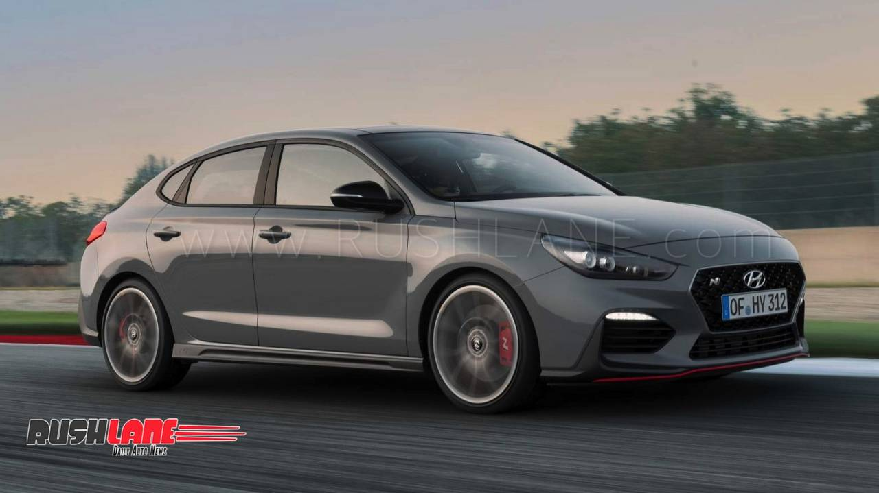 2019 hyundai i30 n fastback makes global debut
