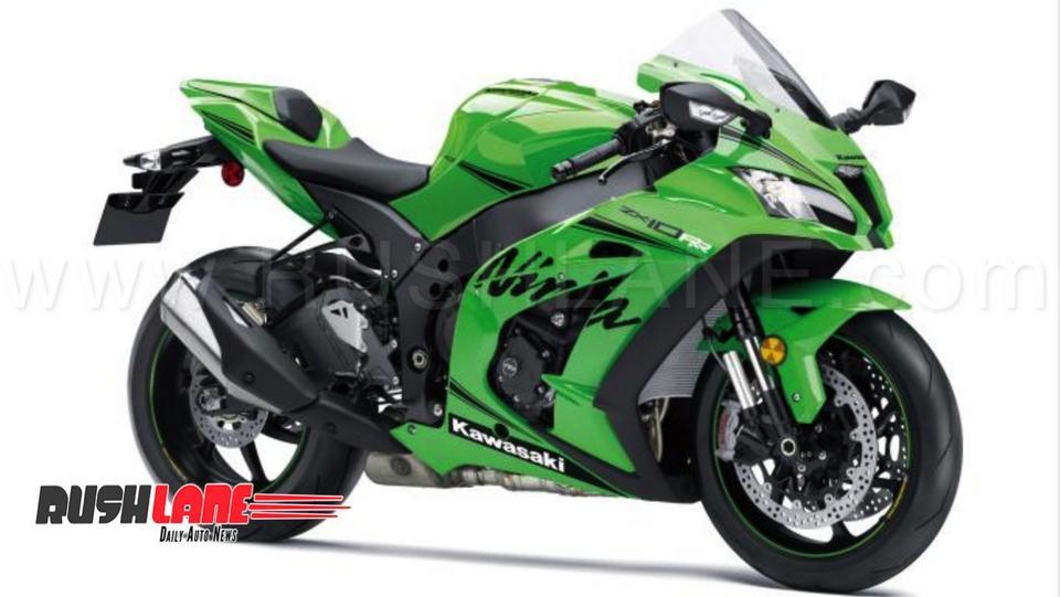 Kawasaki Ninja R Price In India