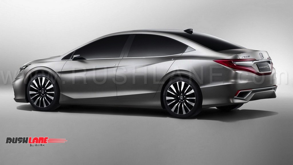 2020 Honda City to be bigger - Will get hybrid option to ...