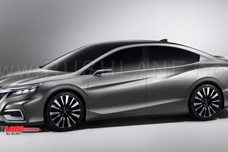 2020 Honda City To Be Bigger Will Get Hybrid Option To Take On