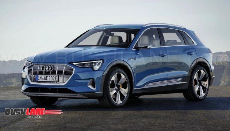 Audi etron recall