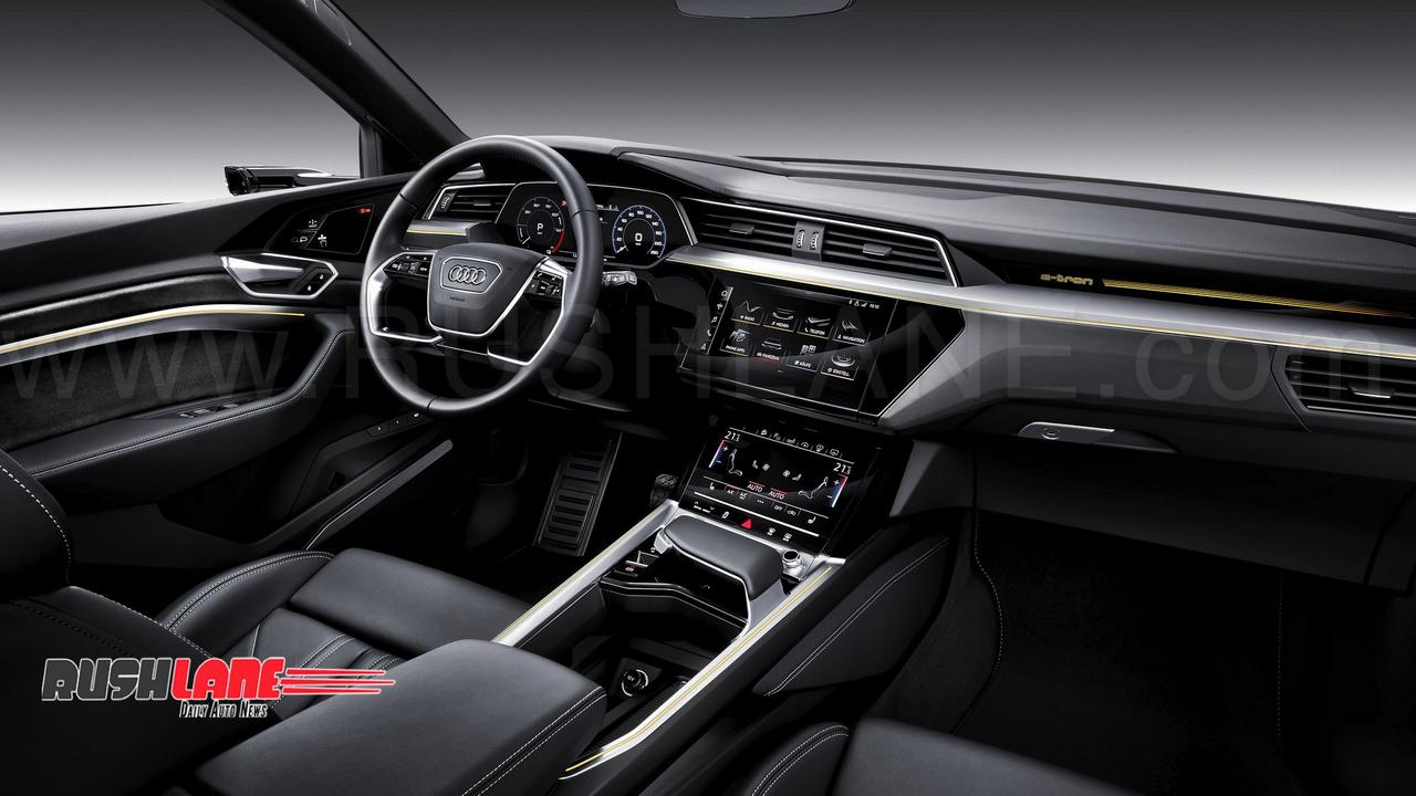 Audi eTron full electric car debuts - Tesla rival SUV does ...