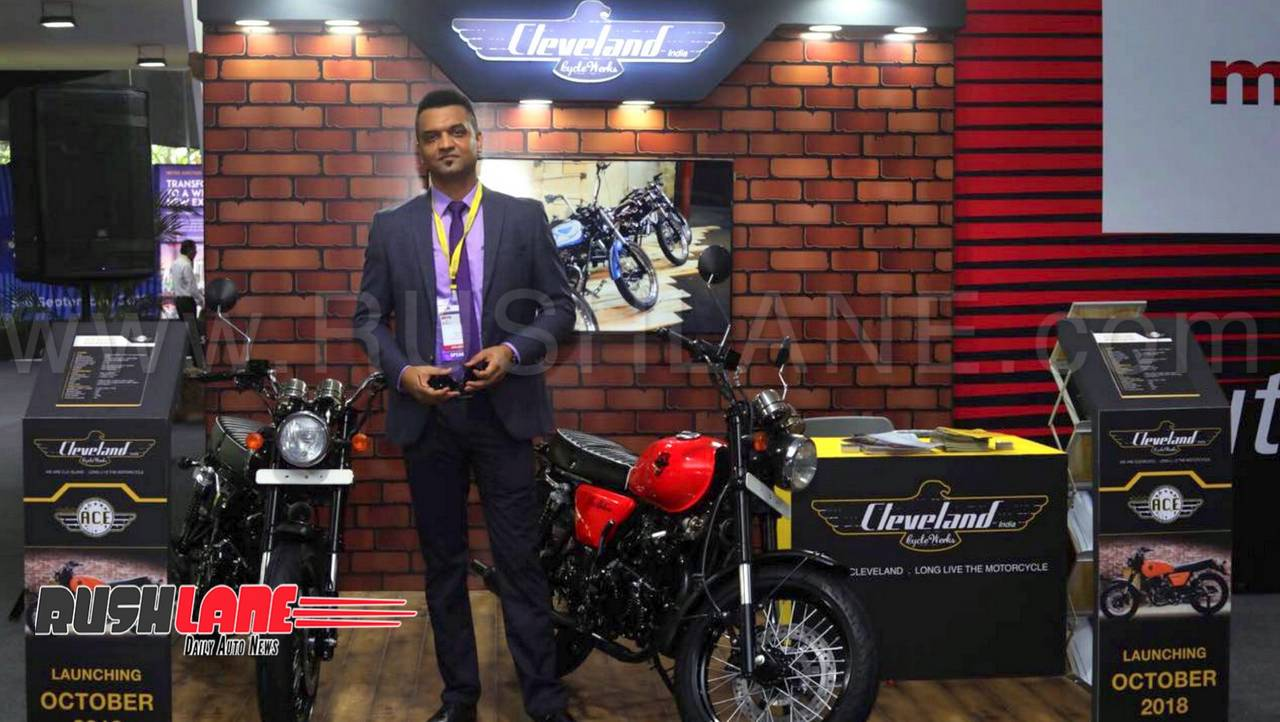 Cleveland Motorcycles Ace, Misfit prices for India revealed