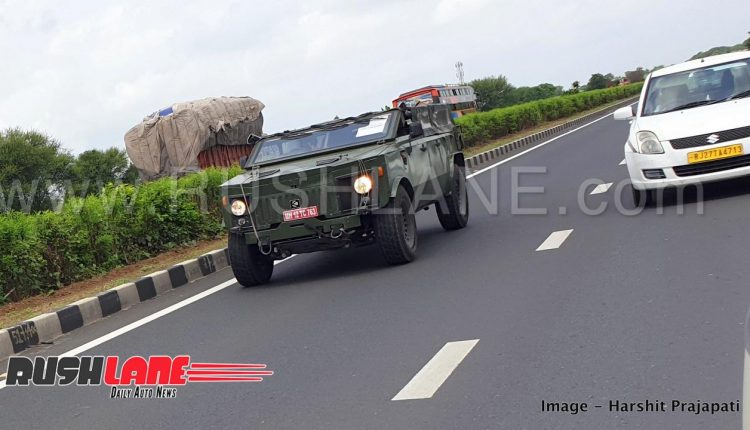 Hummer Suv Inspired Light Specialist Vehicle Lsv For The